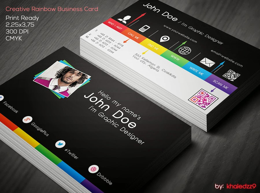 Mono resume cv free business card free download halaboll for Jist card template
